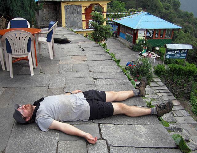 JV knackered
