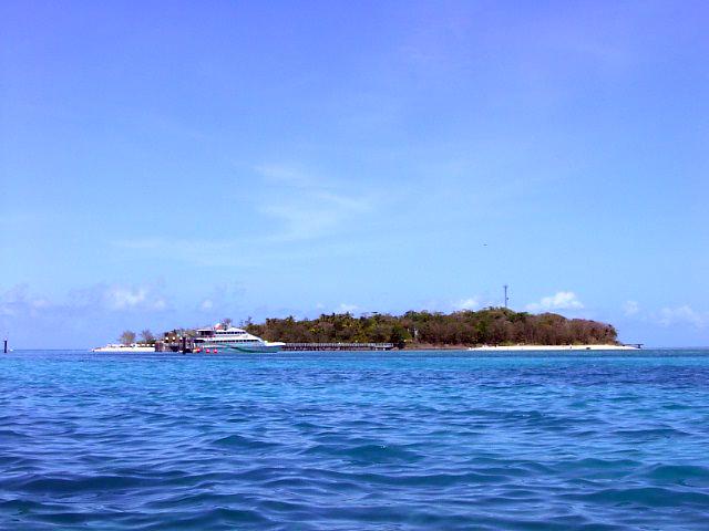 Green Island Boat