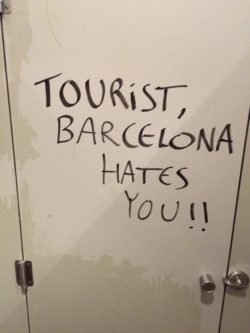 Barcelona hates you