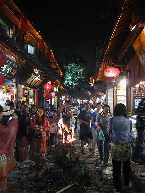 Lijiang fire2