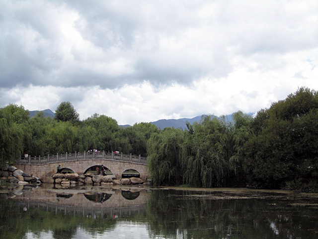 Lijiang - Black Dragon Pond Park