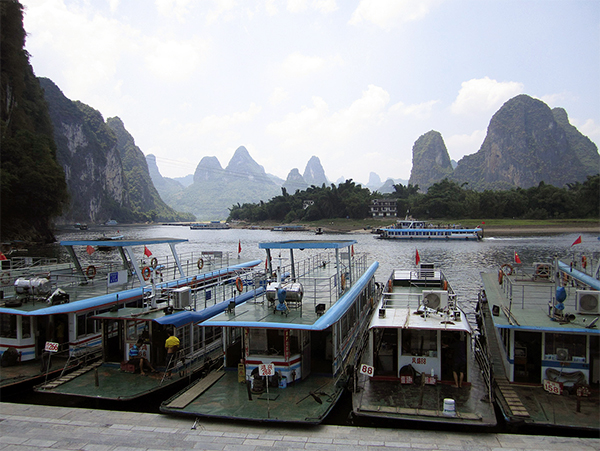 Guilin Boats
