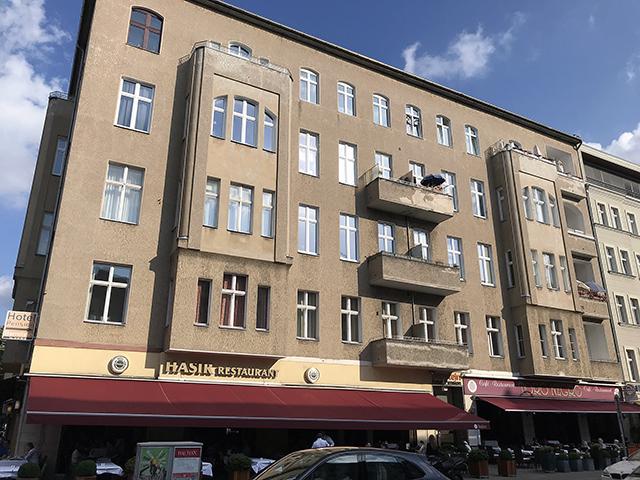 Berlin-HotelPension
