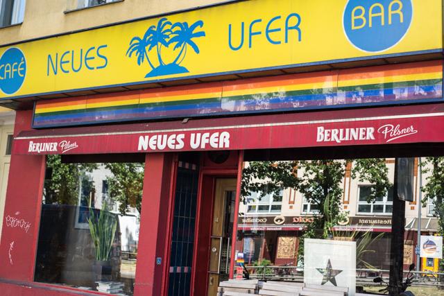 Neues Ufer Cafe