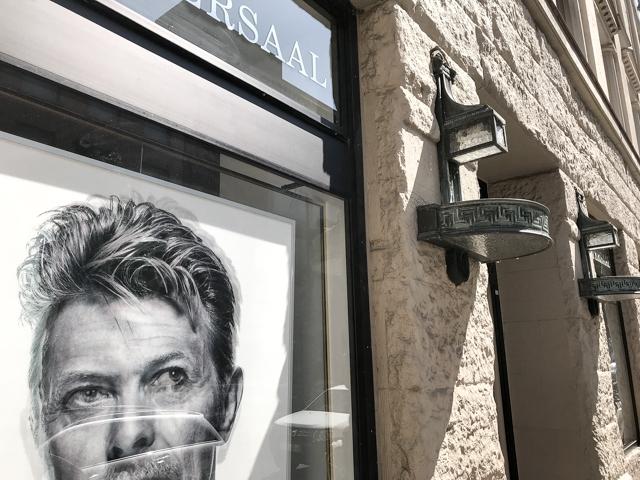Bowie Hansa