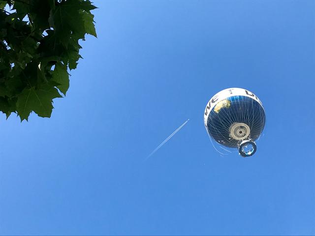 Welt Balloon